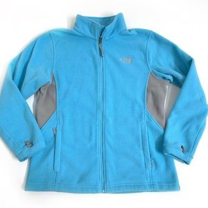 The North Face Fleece Jacket Girls Size XL